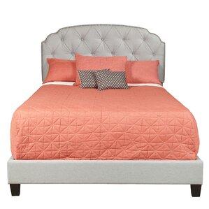 Faber Upholstered Panel Bed