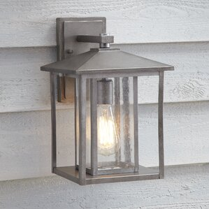 Ezekiel Outdoor Wall Lantern