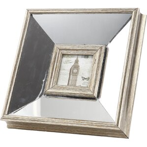 Lorraine Mirrored Picture Frame