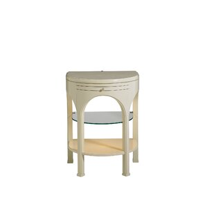 Crestaire Telephone Table by Stanley Furniture