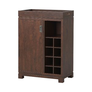 Pierce Bar Cabinet