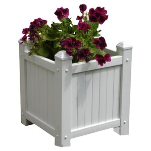 Greenfield Plastic Planter Box