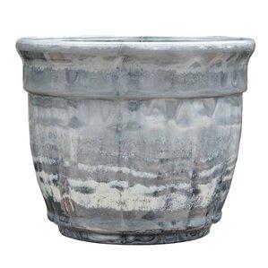 Trista Fiber Clay Pot Planter
