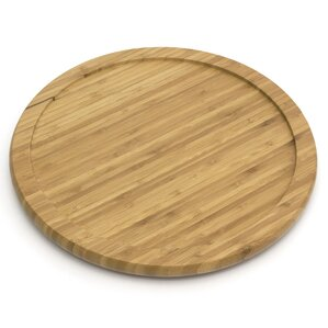 "Spellman Bamboo 10"" Turntable"
