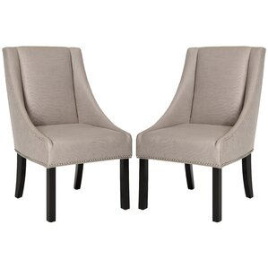 Lorraine Sloping Arm Chair (Set of 2)