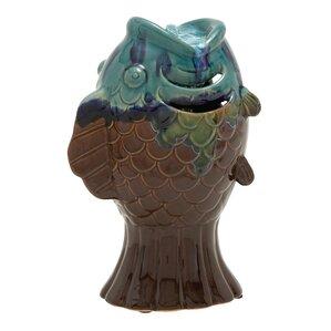 Cullison Ceramic Sculpture Fountain