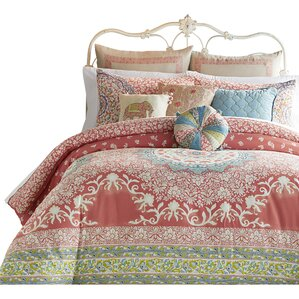 3-Piece Heather Comforter Set by Jessica Simpson