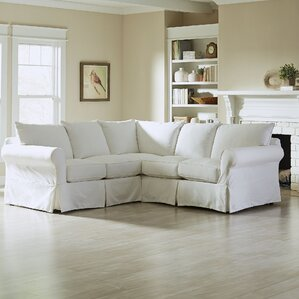 """Ilana 96"""" Down Blend Sectional"""