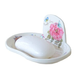Emily Butterfly Soap Dish