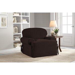 Armchair T-Cushion Slipcover  by Serta