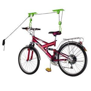 Alexander Ceiling Mounted Bike Rack (Set of 2)
