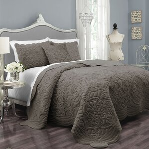 3-Piece Chandra Coverlet Set