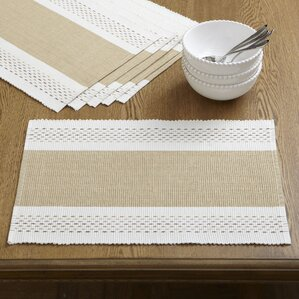 Evelyn Placemats (Set of 6)