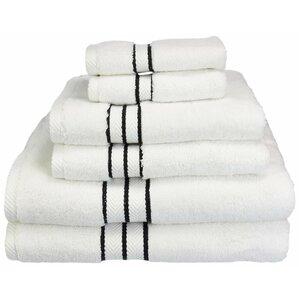 Mamaroneck 6-Piece Towel Set