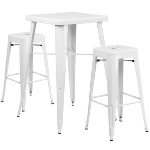 Sussex 3-Piece Bar Table Set
