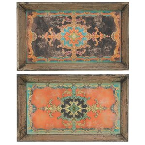 Tracey Tray (Set of 2)