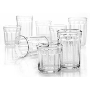 Mendoza 16 Piece Tumbler Set