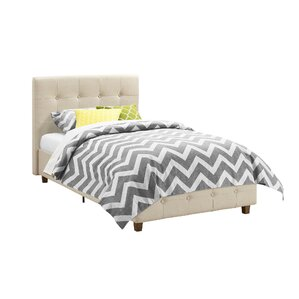 Harris Upholstered Platform Bed