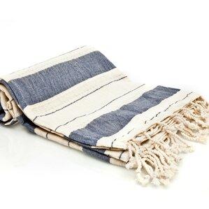 Stripe Turkish Cotton Bath Towel