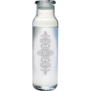Personalized Scroll Water Bottle