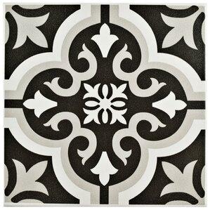 """Tamara 7.75"""" x 7.75"""" Field Tile in Classic"""