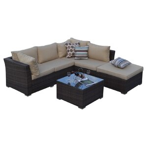 5-Piece Lulu Patio Seating Group