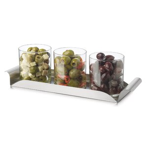 4-Piece Appetizer Tray Set