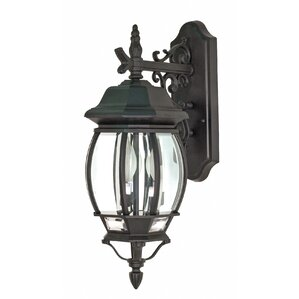 Maribelle 3-Light Outdoor Wall Lantern