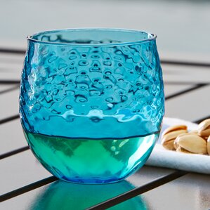 Acrylic Stemless Wine Glass (Set of 6)