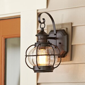 Sally Outdoor Wall Lantern