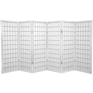 "Nolan 48"" Window Panel Room Divider"