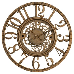 Oxford Round Wall Clock