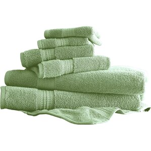 Superior Combed Cotton Towel Set