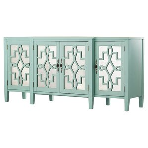 Mallory Mirrored Cabinet