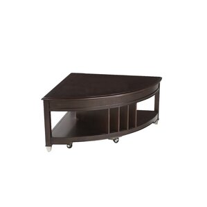 Darien Coffee Table with Magazine Rack  by Magnussen Furniture
