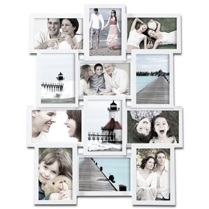 Missy 12 Opening Collage Picture Frame