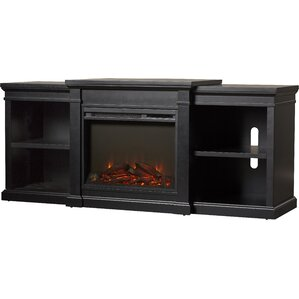 Tierney Media Console with Fireplace