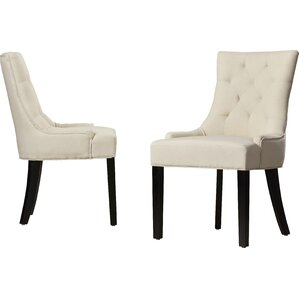 Rosalind Tufted Side Chair (Set of 2)