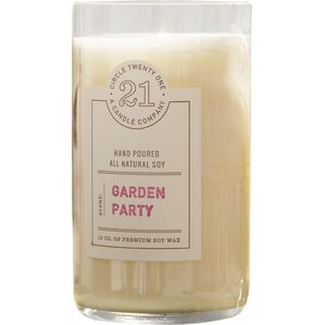 Garden Party Scented Candle