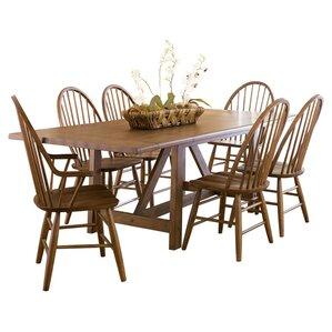 Farmhouse Extendable Dining Table