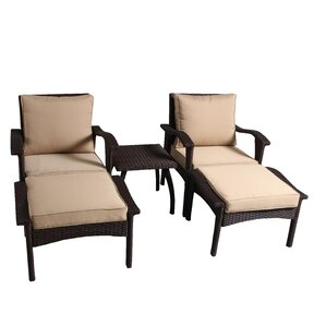 5-Piece Terrison Patio Seating Group