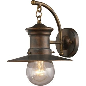 Marblehead 1-Light Outdoor Barn Light
