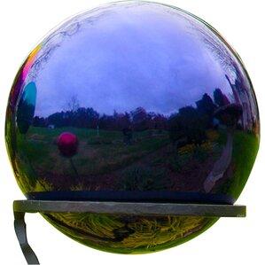 Stainless Steel Gazing Globe