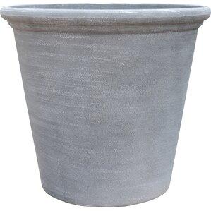 Zia Fiber Clay Pot Planter