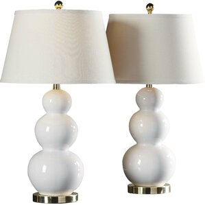Claire Table Lamp (Set of 2)