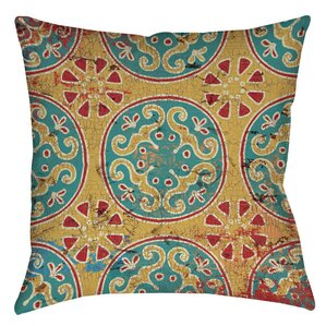 Gia Indoor/Outdoor Throw Pillow