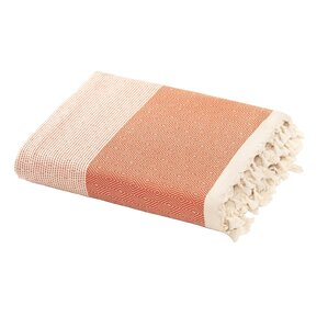 Patricia Turkish Cotton Throw Blanket