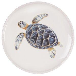 """Glynn 8.5"""" Turtle Plate"""