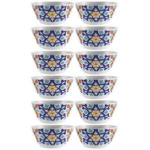 Barrington Melamine Cereal Bowl (Set of 12)