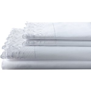 Solid Lace Sheet Set